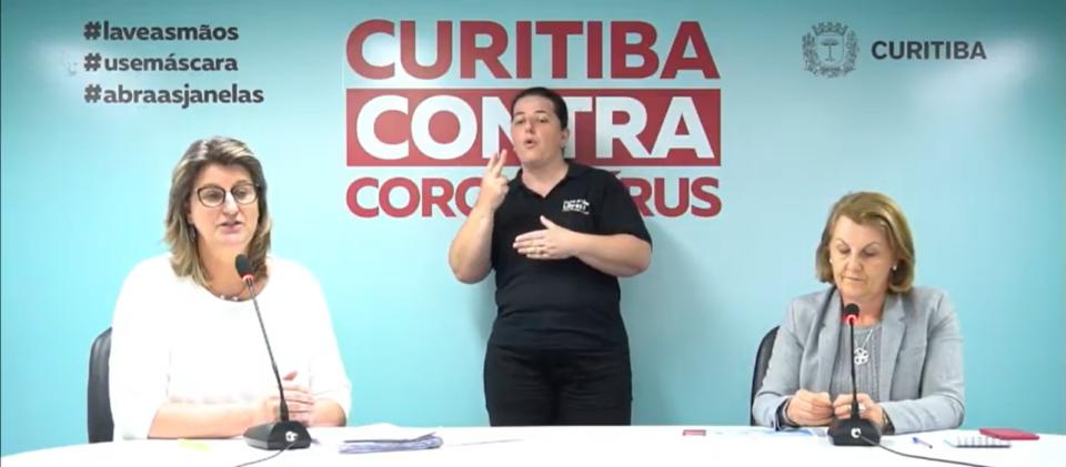 Casos suspeitos de reinfecção pela Covid-19 estão sendo investigados, revela médica da Prefeitura de Curitiba